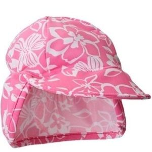 Flap Happy Swim/Sun Hat w/neck and ear protection